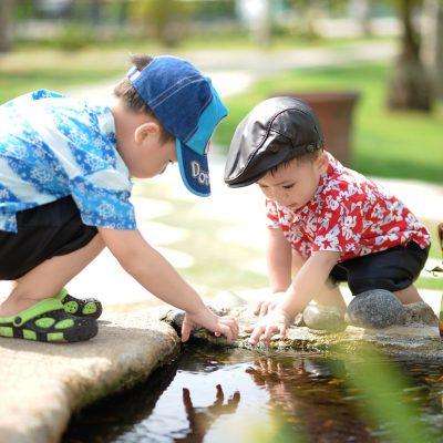 Developpement psychomoteur de l'enfant et troubles de croissance