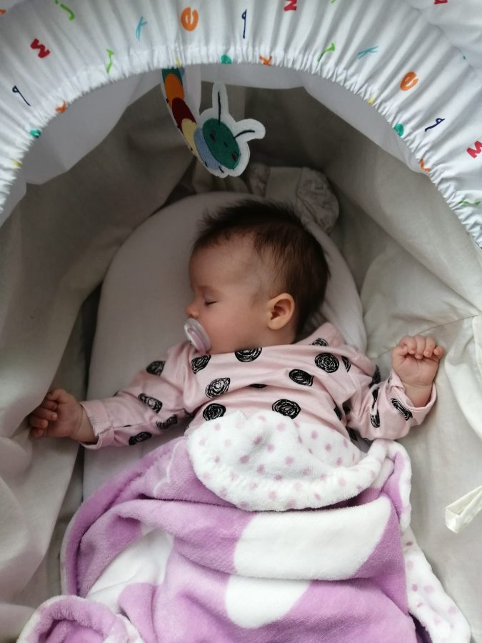 cododo berceau bebe